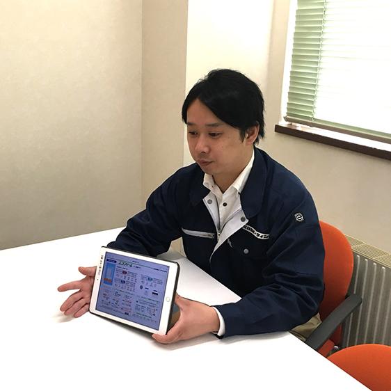 社員インタビュー #03