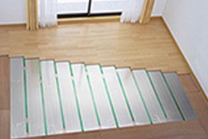 床暖房のおすすめ