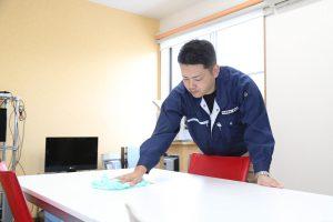 G2環境整備(社屋 阿部)日弘長野006
